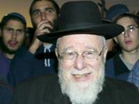הרב דב ליאור / צלם: אייל גפן